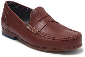 Ted Baker Xaponl Leather Moc Loafer