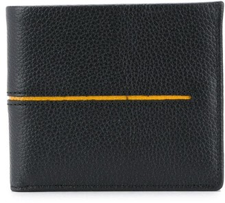 Tod's Colour-Contrast Stitched Wallet
