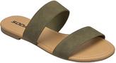 Soda Sunglasses Khaki Browser Sandal