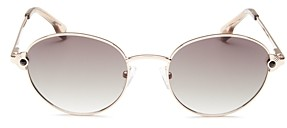 Le Specs Luxe Women's Round Sunglasses, 53mm