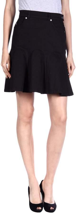 Alexander McQueen McQ Denim skirts