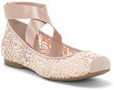 Jessica Simpson Maggda Ankle Strap Flats