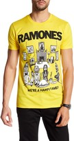 Bravado Ramones Happy Family Graphic Tee