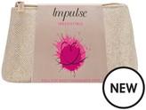 Impulse Irresistable Make- Up Bag Gift Set