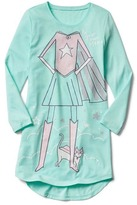 Gap Halloween long sleeve nightgown