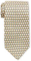 Pierre Cardin Penguin Silk Tie