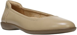 Naturalizer Leather Ballet Flats - Flexy