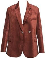 Golden Goose Deluxe Brand Red Blazer