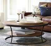 Pottery Barn Bartlett Reclaimed Wood Coffee Table