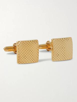 Lanvin Gold-Plated Cufflinks