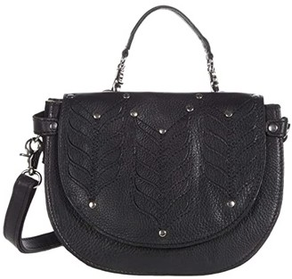 Day & Mood Fia Crossbody (Black) Cross Body Handbags