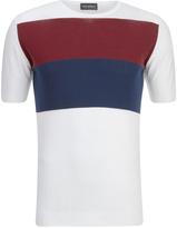 John Smedley Rall Sea Island Cotton Tshirt - White