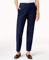 Alfred Dunner Gypsy Moon Pull-On Straight-Leg Pants