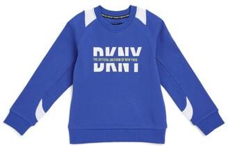 DKNY Logo Sweatshirt (6-16 Years)