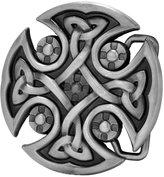 Buckle Rage Adult Unisex Celtic Maltese Cross Gothic Medieval Belt Buckle