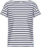 Orcival Breton-striped cotton T-shirt