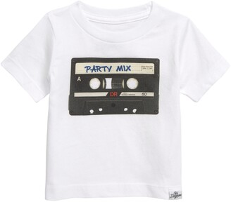 Kid Dangerous Party Mix Graphic T-Shirt