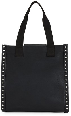 French Connection Fina Studded Tote Bag
