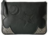McQ Large Pouch Clutch Handbags