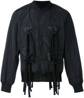 Kokon To Zai Raglan bomber jacket - men - Polyester - S