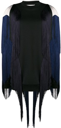 Stella McCartney Fringed Sweatshirt