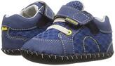 pediped Dani Original (Infant) (Blue/Lime) Boy's Shoes