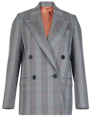 Acne Studios Checked suit jacket
