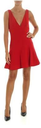 DSQUARED2 V Neck Mini Dress