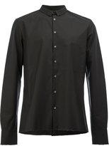Label Under Construction slim-fit shirt - men - Cotton - 50