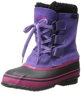 Skechers Lil Blizzards Purple Rain Cold Weather Boot (Little Kid/Big Kid)