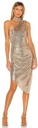 Ronny Kobo Kelly Sequin Dress