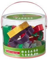 Wilton 12Pc Powder Coated Cookie Cutter Bucket