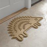 Crate & Barrel Hedgehog Doormat