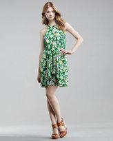 Garden Flower Flutter Dress
