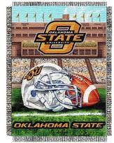 NCAA Oklahoma Cowboys Home Field Advantage College Throw