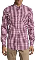 Jachs One Pocket Button-Down Collar Shirt