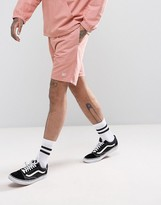 Obey Keble Shorts With Elasticated Waist