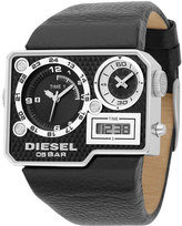DIESEL® 'Gents' Men's Multi Time Zone Watch