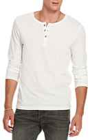 Denim & Supply Ralph Lauren Henley Long Sleeve T-shirt
