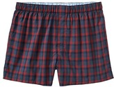 Banana Republic Jaspe Plaid Boxer