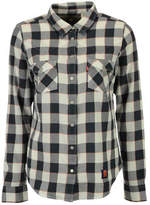 Levi's Women's Detroit Tigers Buffalo Western Button-Up Shirt