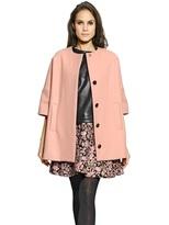 MSGM Wool Cloth Coat