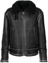 Givenchy studded biker jacket