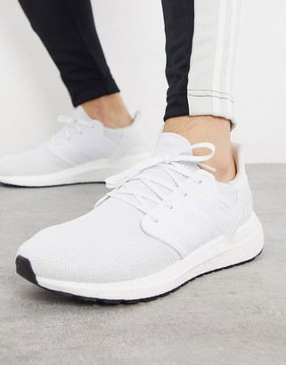 adidas Ultraboost 20 trainers in white