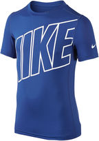 Nike Short-Sleeve Base Layer Tee - Boys 8-20