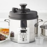 All-Clad Electric Pressure Cooker with Precision Steam Control
