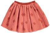 Bobo Choses Diamonds Mini Skirt