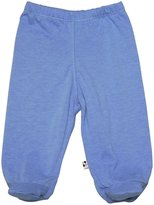 Baby Soy Footie Pants (Baby) - Lake Blue-0-3 Months