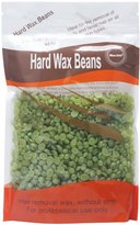 Bluezoo Depilatory Pearl Hard Wax / Brazilian Granules Hot Film Wax Bead For Hair Removal(stripless) ,10ounce/300g
