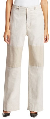 TRE by Natalie Ratabesi The Missy Linen Cotton Trousers